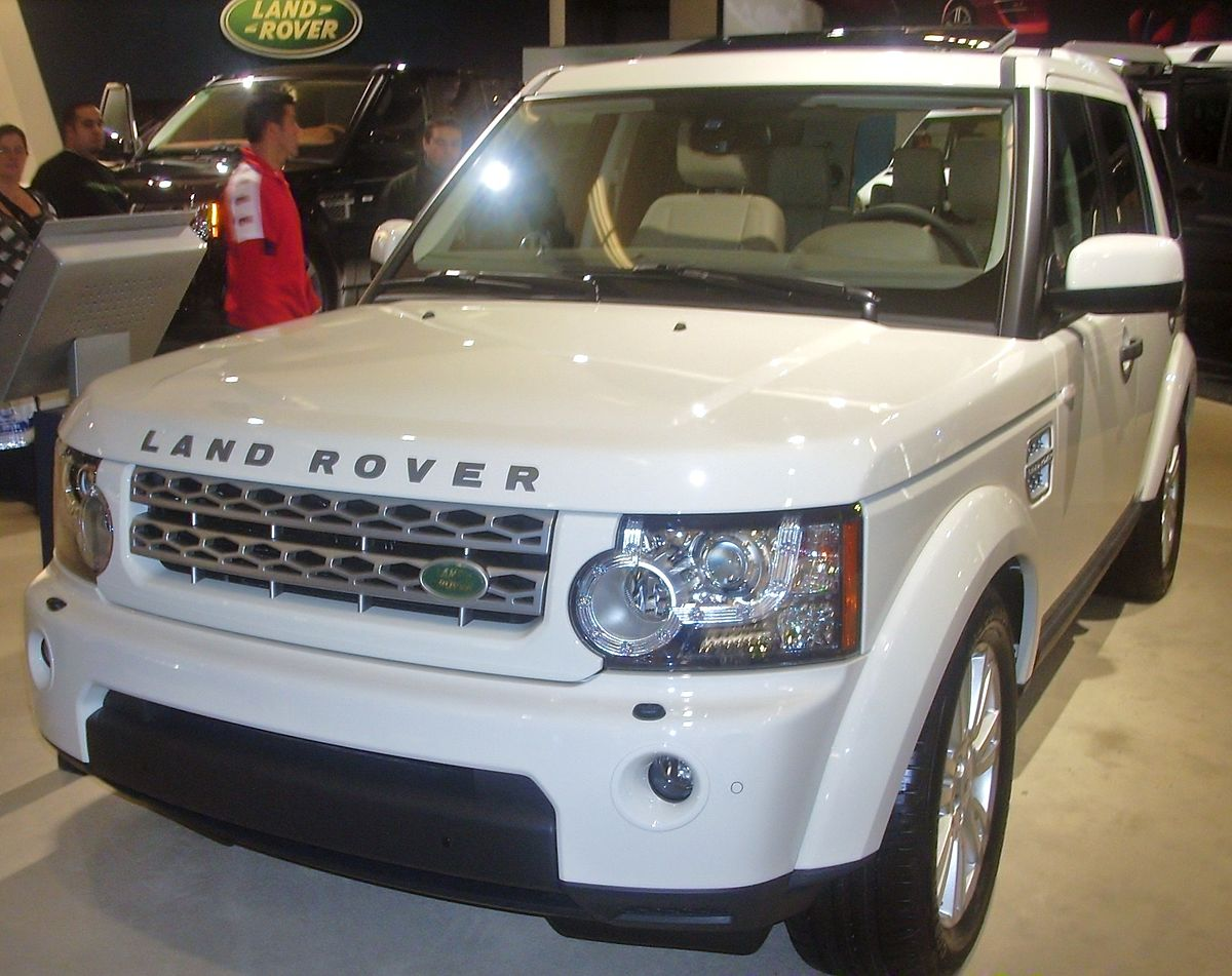 Land Rover Discovery >> Land Rover Discovery — Wikipédia