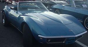 Larry Shinoda - 1968 Corvette Sting Ray Convertible