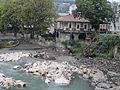 'Okros Chardakhi', at the Rioni river.jpg