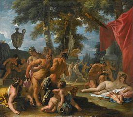 The Feast of Silenus