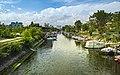 (Mestre) - Canal Salso visto del ponte di via d'Ancona.jpg