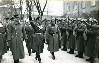 Statspolitiet collaborator police force in Norway during Wold War 2