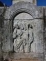 Église Saint-Marc de Montréal - Sculpture au pied de la croix.jpg