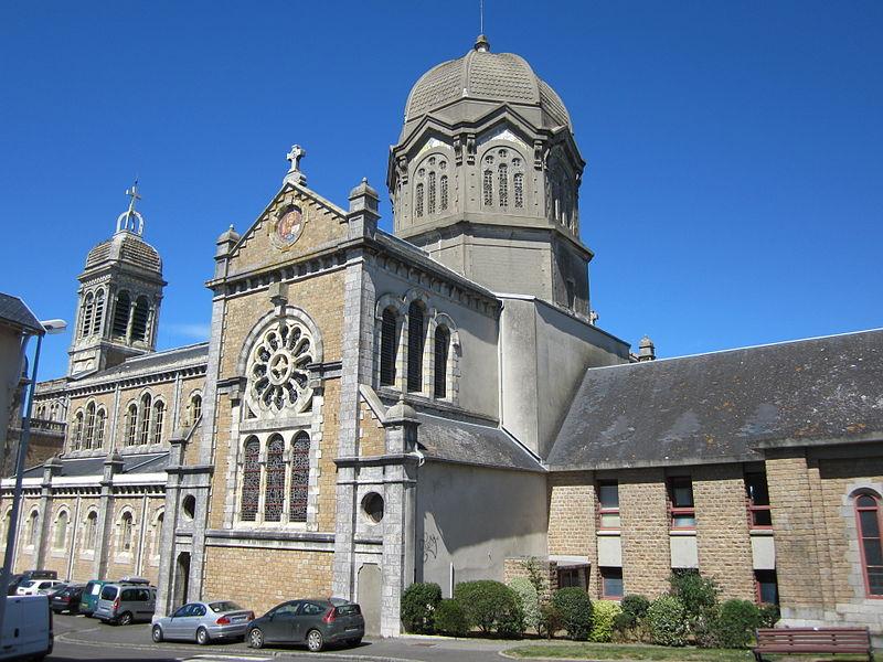 Église Saint-Paul de fr:Granville (Manche)