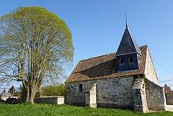 Église Sainte-Croix Champagne Eure-et-Loir France.jpg