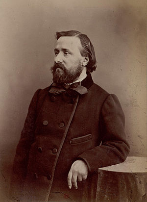 Émile Deschanel - Photo by Nadar