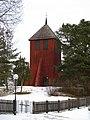 Össeby-Garns kyrka, klockstapel.jpg