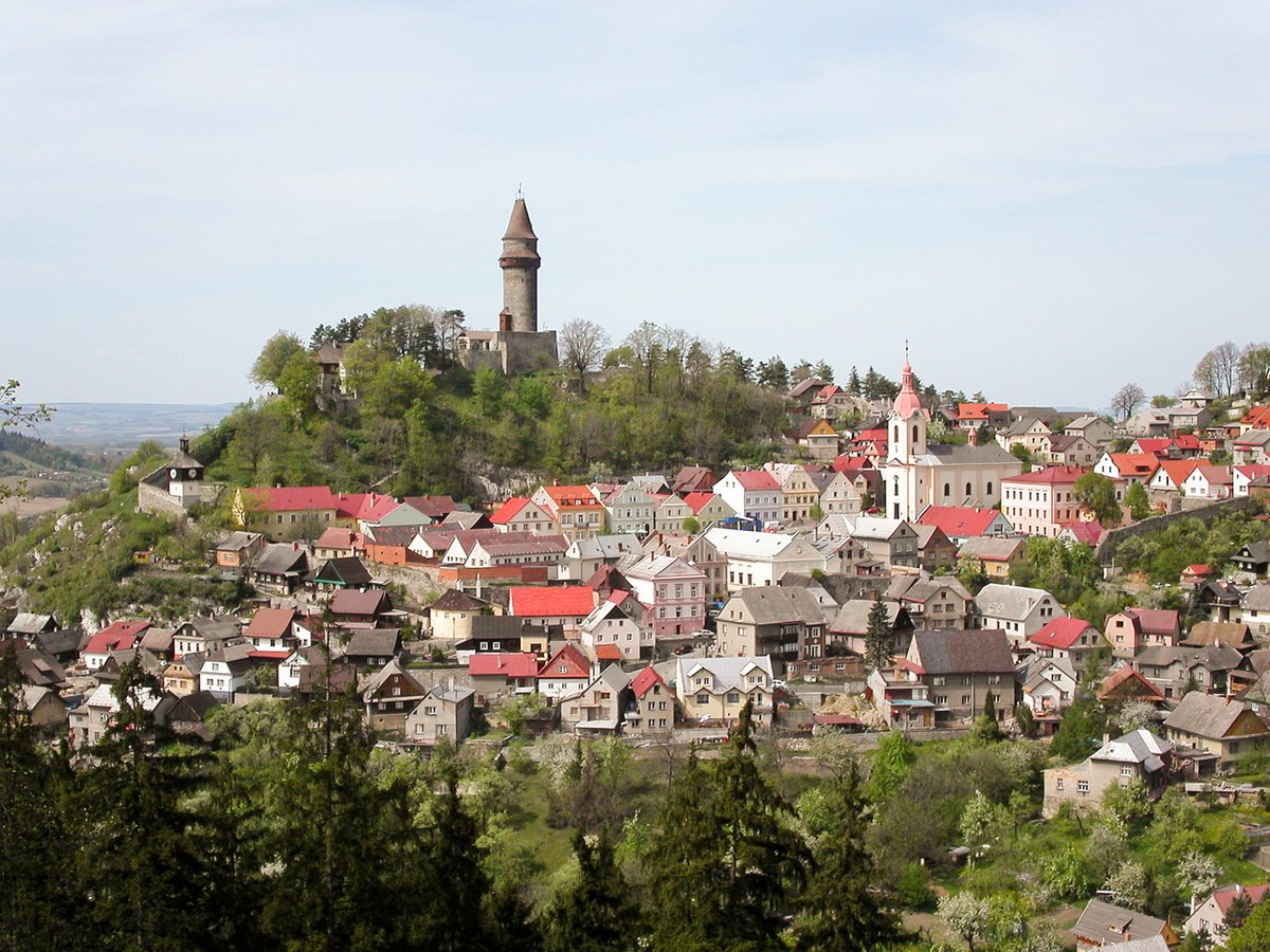 Štramberk - Wikipedia