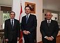 Γεύμα ΥΠΕΞ κ. Δ. Δρούτσα με Πρέσβεις χωρών μελών Αραβικού Συνδέσμου (5375767446).jpg