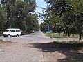 Автобусная остановка. Фото Виктора Белоусова. - panoramio.jpg