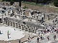 Арена театра. Эфес. Турция. Июнь 2012 - panoramio.jpg
