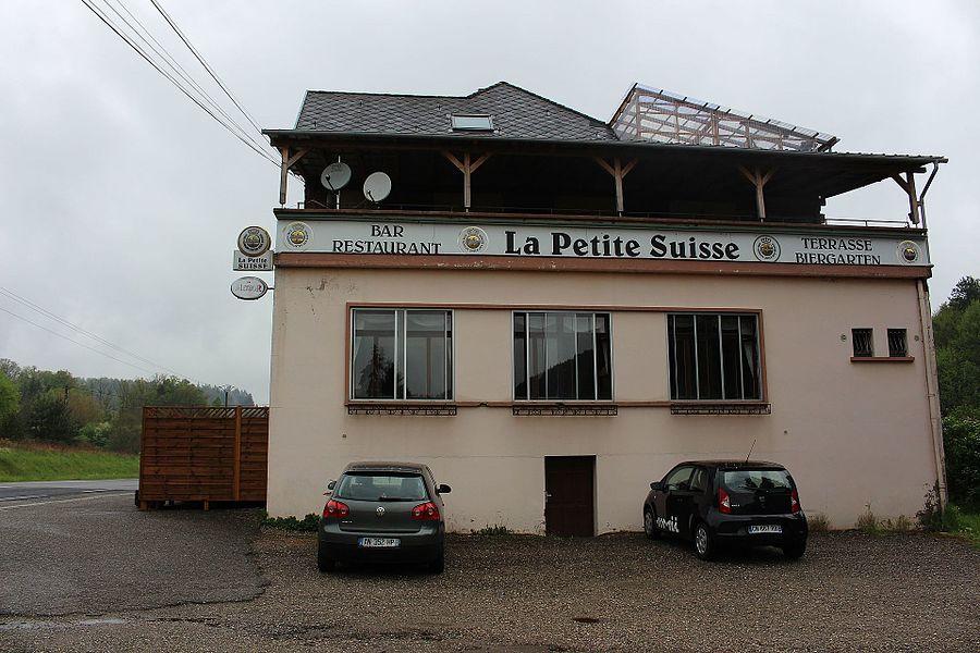 "Бар-ресторан ""La Petit Suisse"""