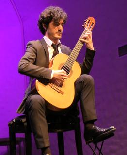 Gabriel Bianco French guitarist