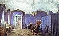 Гау. Спальня императрицы Александры Федоровны. 1880.jpg