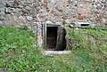 Замок Георгенбург (вход в подвал).JPG