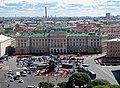 Исаакиевская площадь и Мариинский дворец. - panoramio.jpg