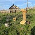 Памятник рыжику, Верх-Юсьва, Пермский край - panoramio.jpg