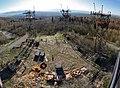 Панорама з вишки на г.Космечара - Panoramic view from the tower on the Kosmechara mtn. - panoramio.jpg