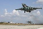Полеты российской авиации с аэродрома Хмеймим (Сирийская Республика) (4).jpg