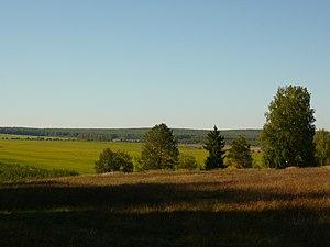 Kilmezsky District - Landscape in Kilmezsky District