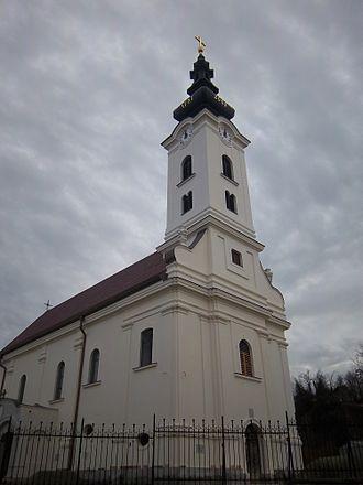 Vukovar-Srijem County - Church of St. Nicholas, Vukovar