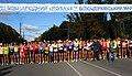 Участники Белоцерковского марафона на старте - 2011.jpg