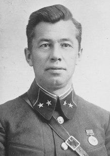 Fyodor Kharitonov Soviet general