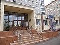 Центральная городская библиотека вход Саратов.jpg
