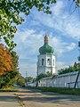 Чернигов, колокольня Елецкого монастыря.JPG