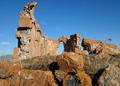 Ասփարայի միջնադարյան եկեղեցի. արևելյան ճակատ.png