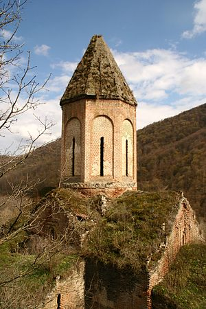 Kirants Monastery - Image: Կիրանց Վանք 18