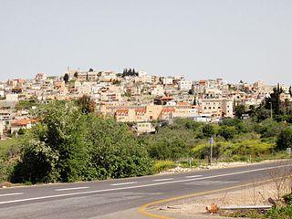 Jish Place in Israel