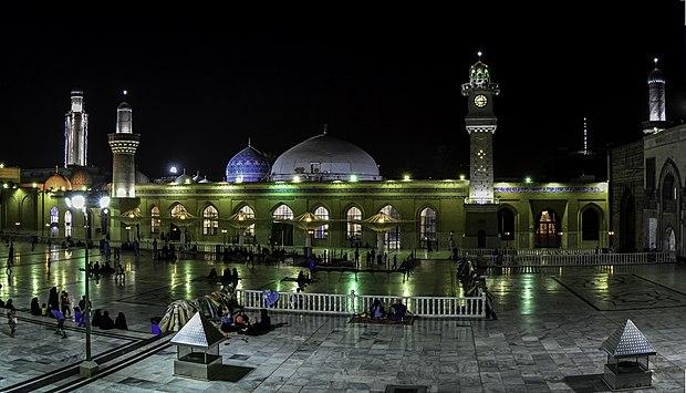 Mausoleum of Abdul-Qadir Gilani - Wikiwand