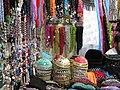 لباس های سنتی در بازار کرمانشاه - panoramio.jpg