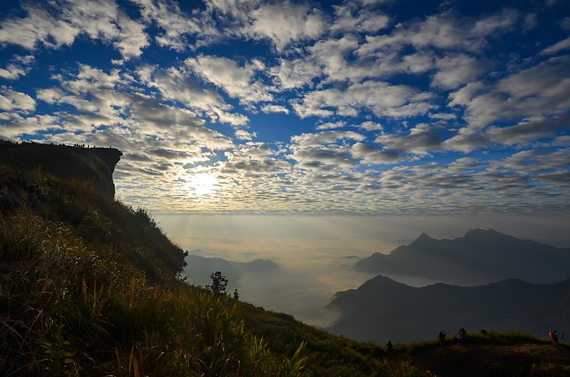 File:พระอาทิตย์ขึ้นที่ ภูชี้ฟ้า เชียงราย.jpg