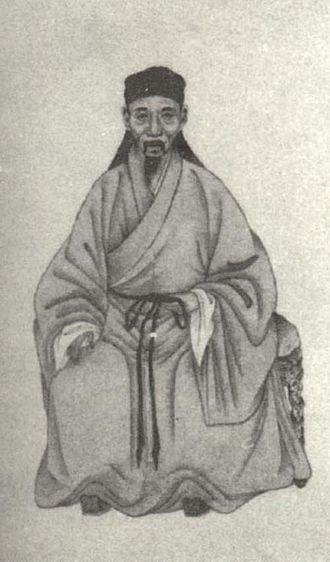 Lü Liuliang - Image: 呂留良