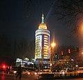 安徽省淮南市广播电视局大楼夜景 - panoramio.jpg