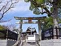 春日神社 河内長野市松ケ丘中町 2013.3.15 - panoramio.jpg