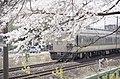 柴田町を走る限定列車 Limited Train in Shibata-machi - panoramio.jpg
