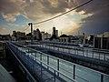 高円寺パル商店街の上 - panoramio.jpg
