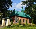 0.2014 Die Kirche Konzil Gottesmuter, 1859 erbaut, Hłomcza am San.JPG