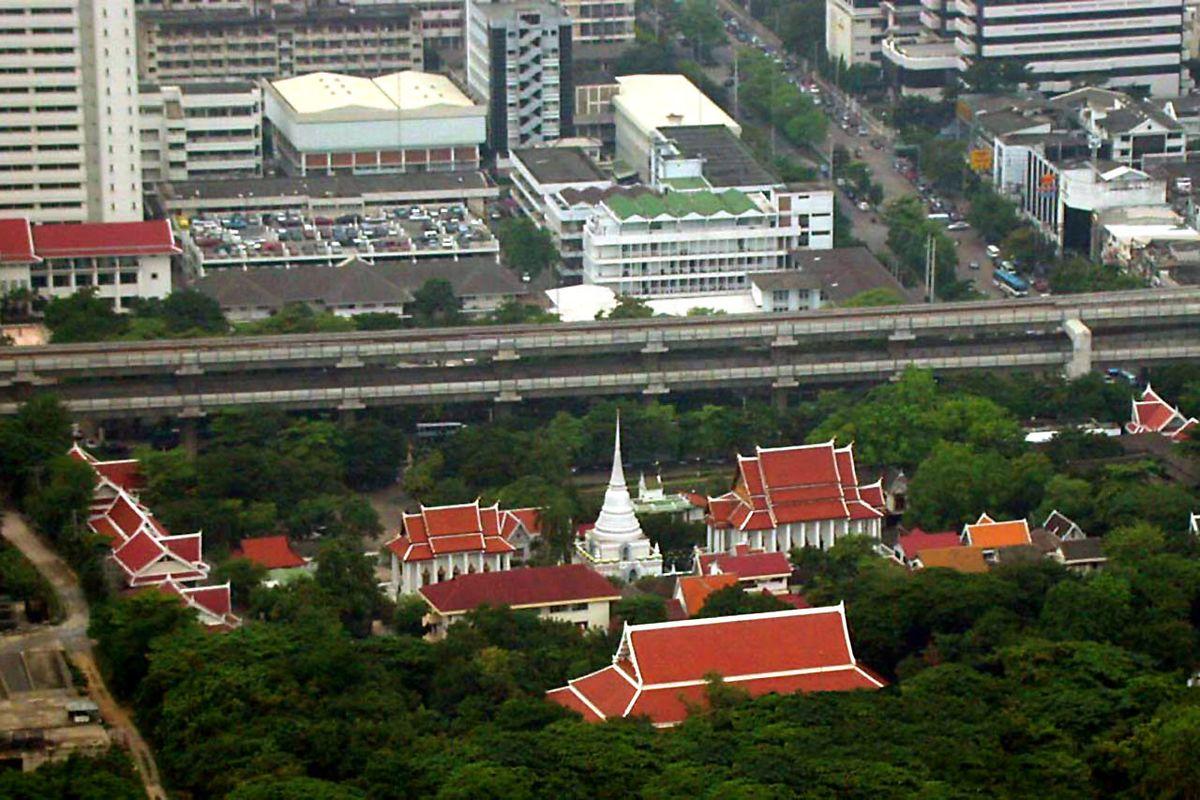 Image result for Wat Pathum Wanaram