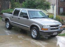 Chevrolet S-10 - WikiVisually