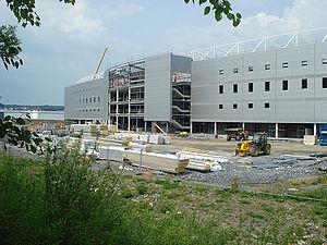 Parc y Scarlets - Image: 0512Stadium 1