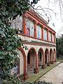 070 Casa Llissach (Santpedor), porxo.JPG