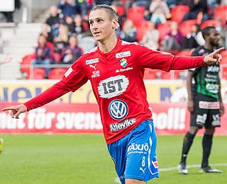Jonathan Levi (footballer) Swedish association football player