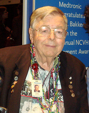 Russ Prize - Earl E. Bakken was one of the first persons, along with Wilson Greatbatch, who received the Russ Prize.