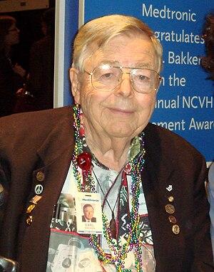 The Bakken - Inventor Earl Bakken, co-founder of Medtronic