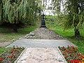 1. Пам'ятний знак на честь земляків, які загинули в роки Першої світової війни, Рівне.JPG