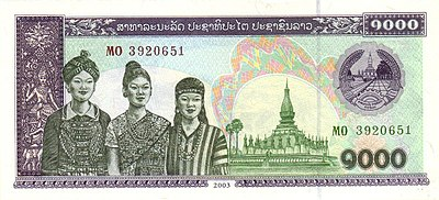 Lao kip